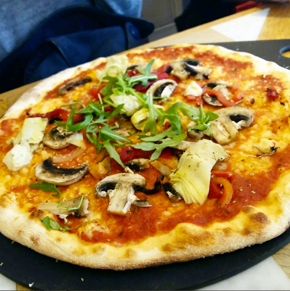 Where to Get Vegan Pizza in the UK